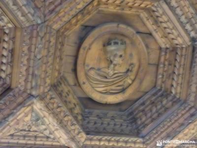 Parque Arqueológico Segóbriga-Monasterio Uclés;madrid turismo gratis donde nace y desemboca el ri